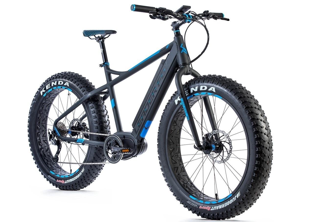 Leader Fox E-Bike Braga 9V