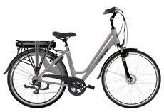 Hollandia Fronta 6V E-Bike Grijs