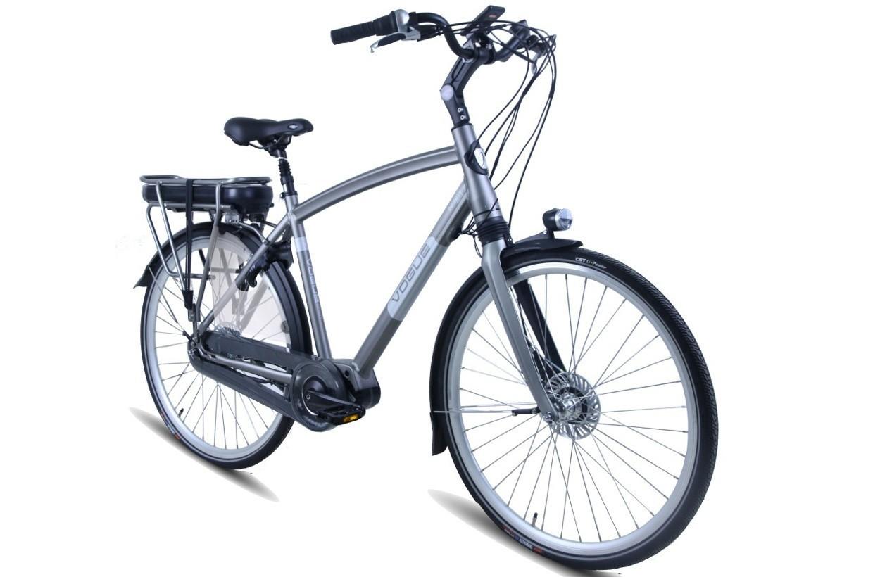Vogue E-Bike Infinity MDS Heren 8V Model 2019 met middenmotor