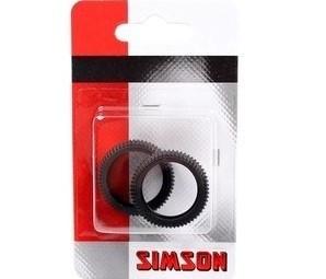 Simson Dynamohoedjes AXA HR Traction 020647