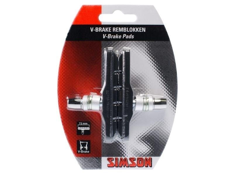 020204 Simson V-brake remschoen 72mm