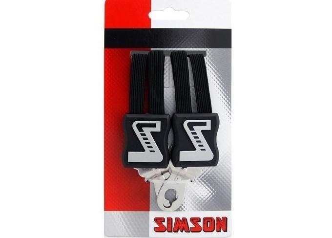021353 Simson Snelbinder 49cm extra kort zwart