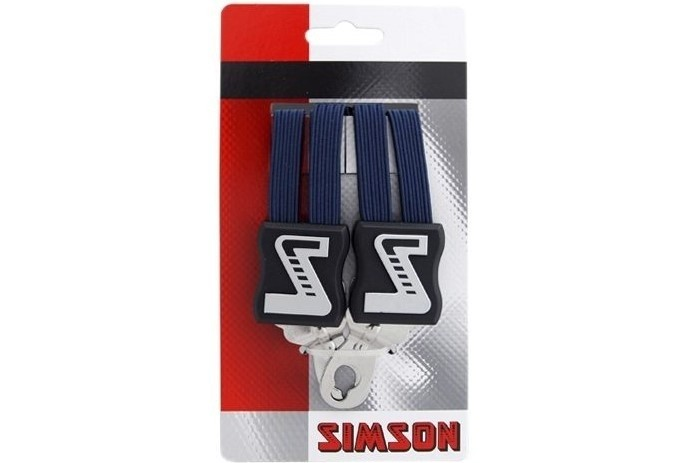 021361 Simson Snelbinder lang marine blauw