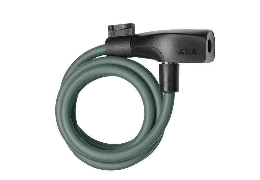 AXA Kabelslot Resolute 8x120 leger groen