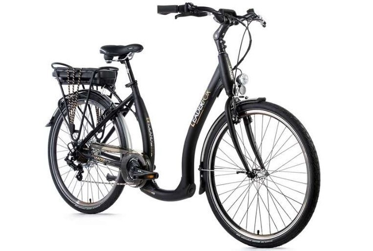 Leader Fox E-Bike Holand 7V model 2019 met achterwielmotor