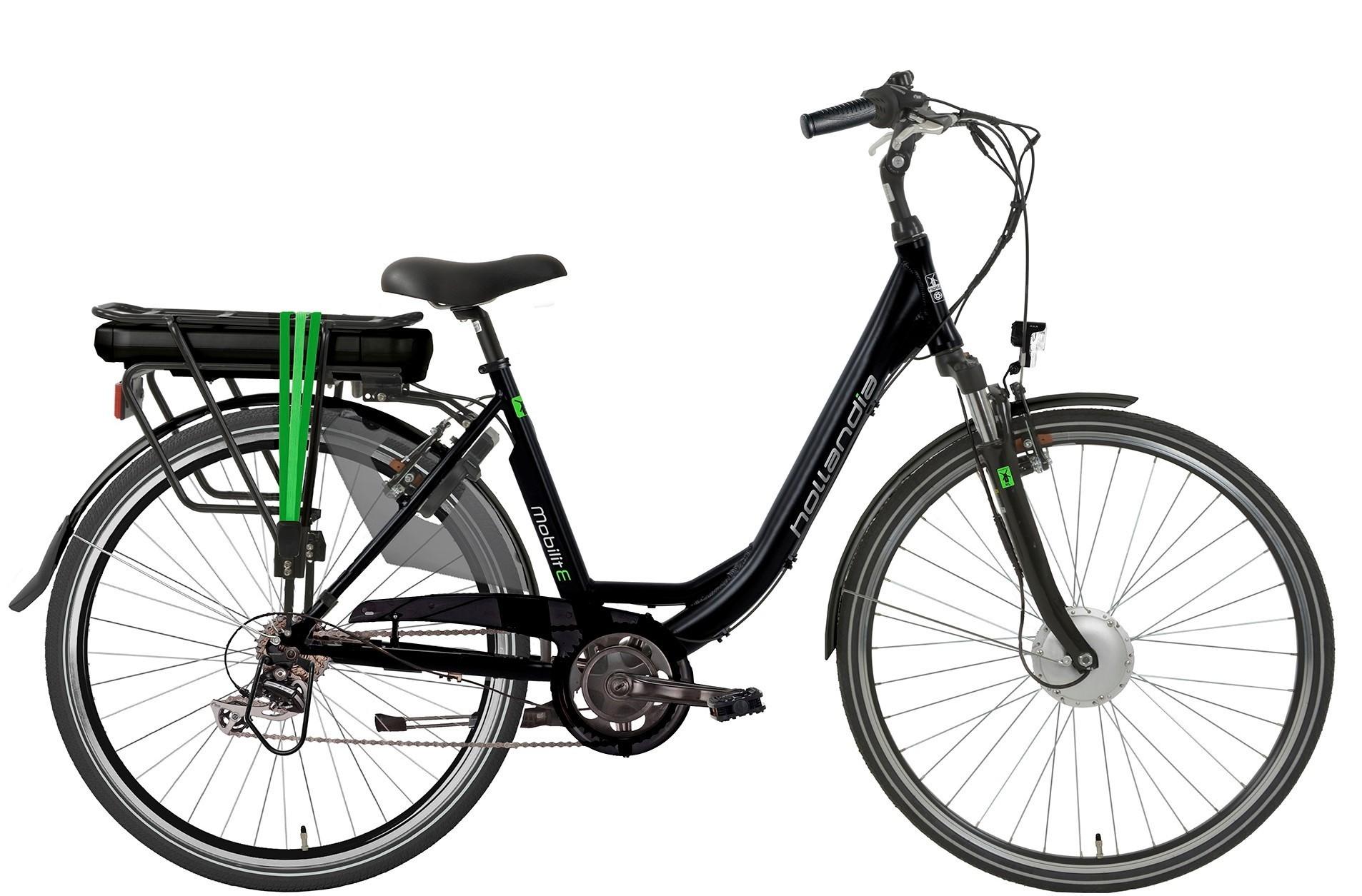 Hollandia Mobilit E-bike 6V met voorwielmotor
