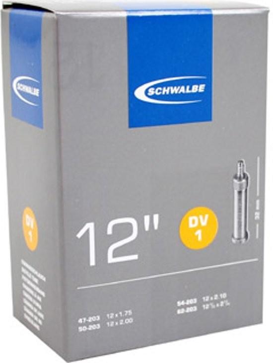 Schwalbe binnenband DV1 12 inch HV 47-62 / 203