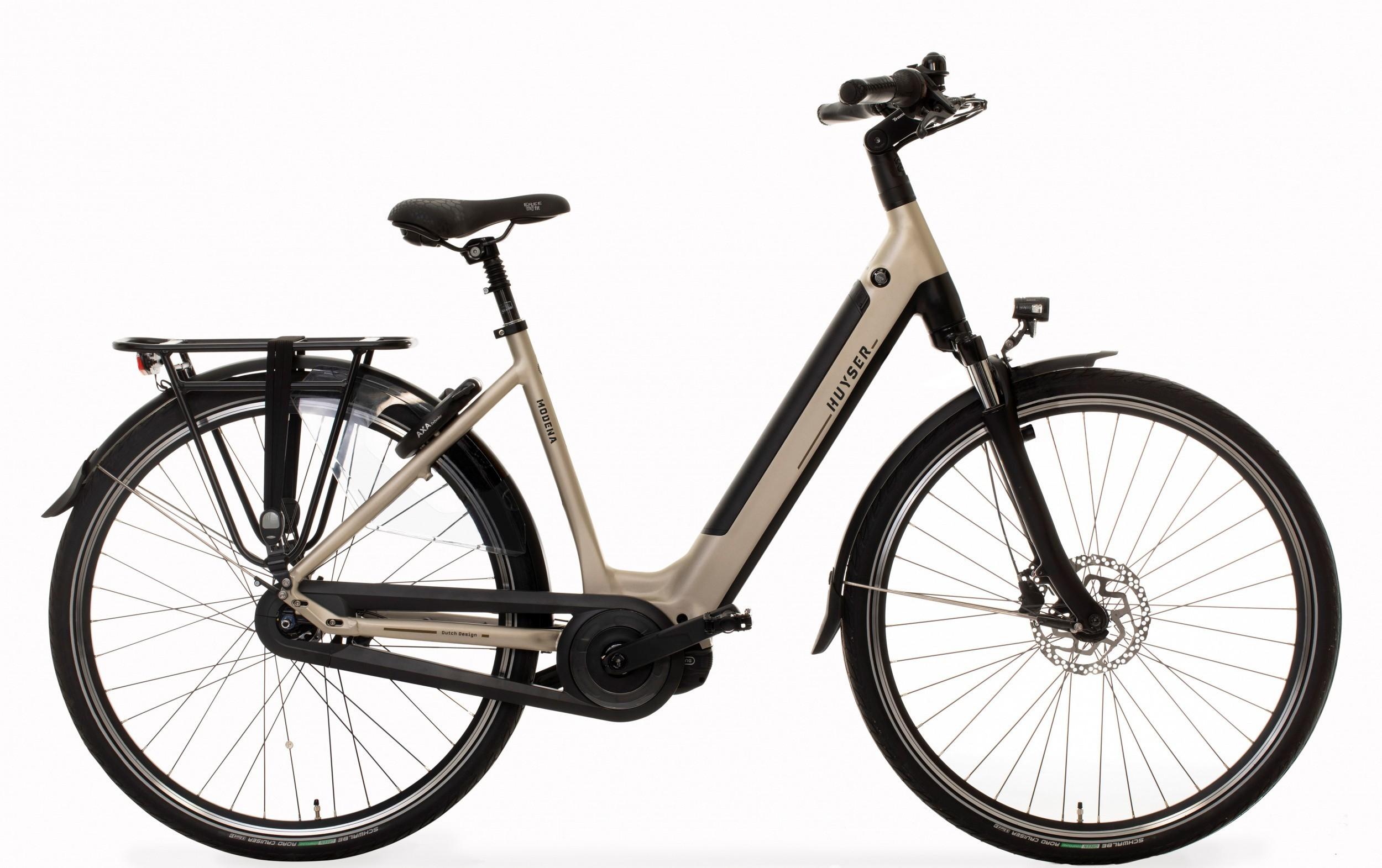 Huyser Modena elektrische fiets 8V met middenmotor