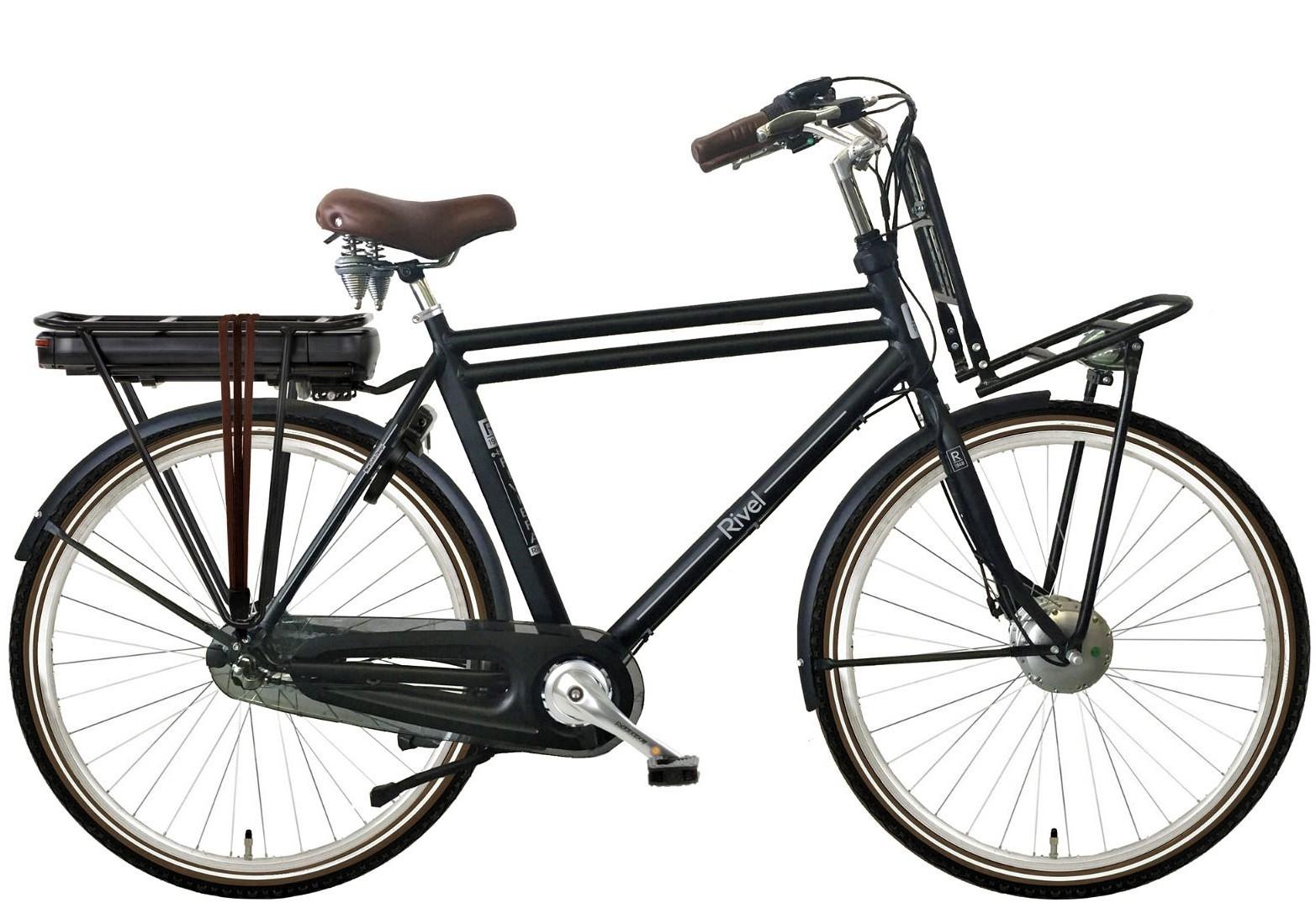 Rivel Riviera E-bike 3V RB met voorwielmotor