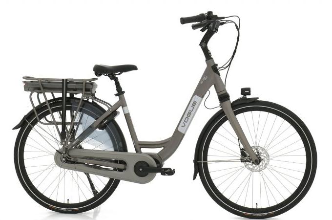 Vogue E-Bike Infinity Hydraulisch Dames 8V met middenmotor