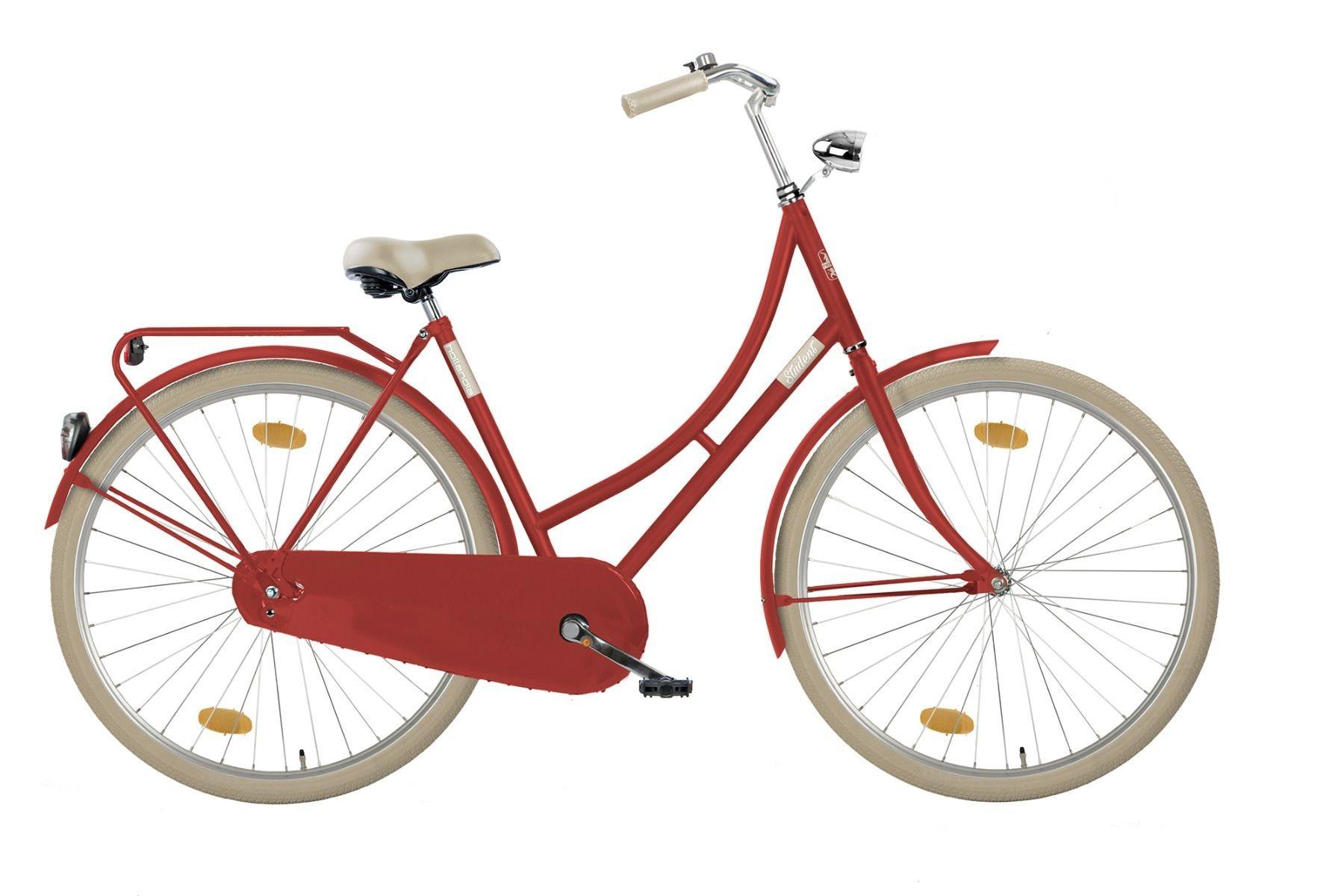 Hollandia Student 28 inch rood