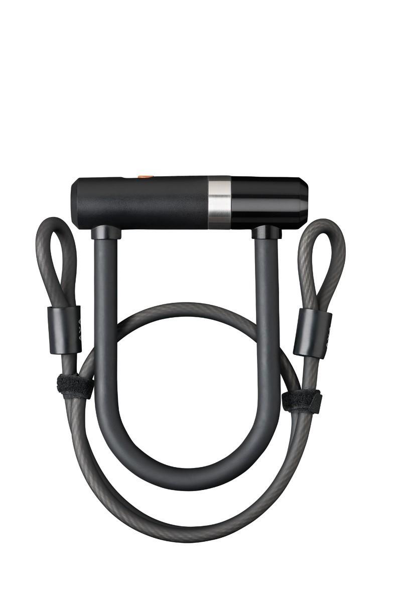 AXA Newton Mini + Cable 100/8