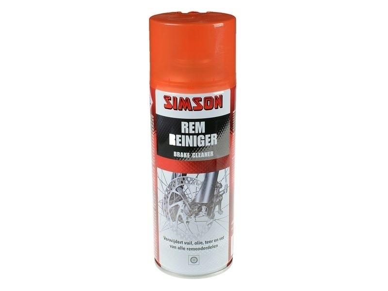 Simson Remreiniger Spray 400ml 021002