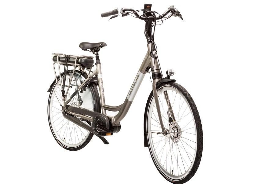 Vogue E-Bike Infinity MDS Dames 8 versnellingen met middenmotor