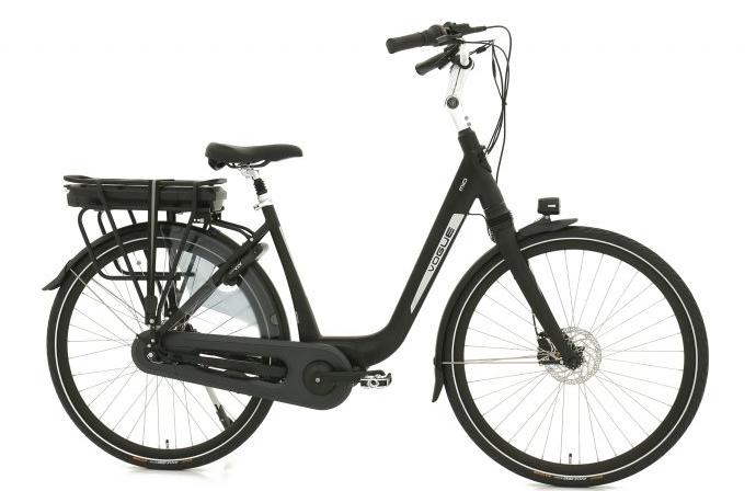 Vogue E-Bike Mio 8 versnellingen met middenmotor