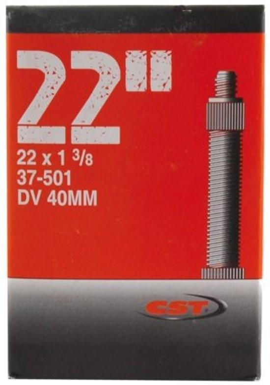 CST - Binnenband Fiets - Hollands Ventiel - 40 mm - 22 x 1.3/8