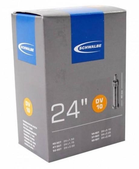 Schwalbe binnenband DV8B 22 inch HV 40-54 / 457
