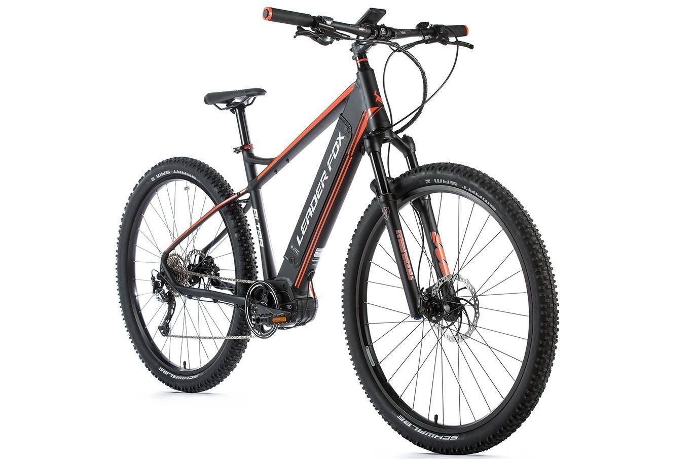 Leader Fox E-Bike Altar 29 model 2019 met middenmotor
