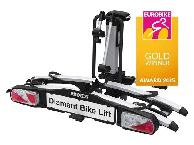 Pro-User Bike Diamant Fietsendrager