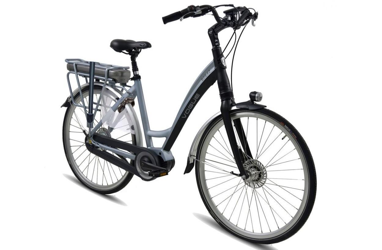 Vogue E-Bike Royal MDS Dames 8 versnellingen met middenmotor