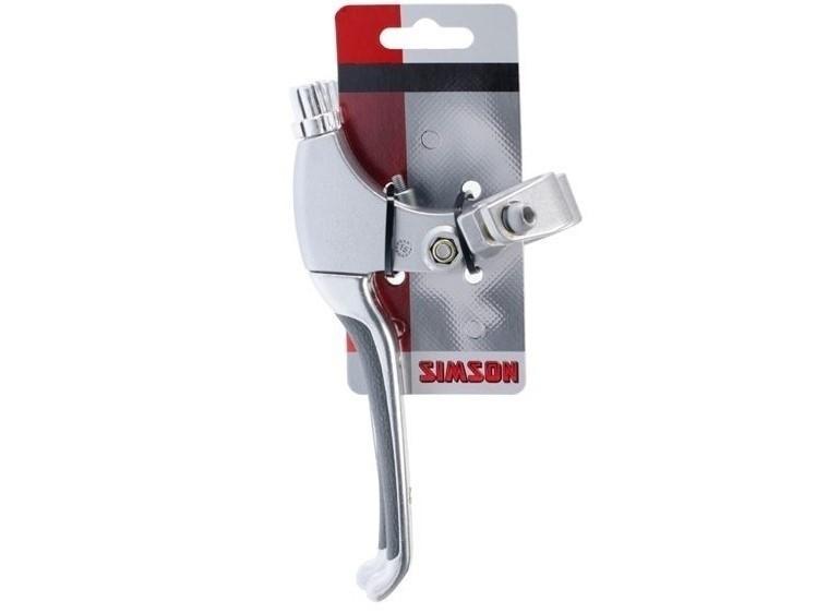 Simson Remhendels Comfort Aluminium 020234