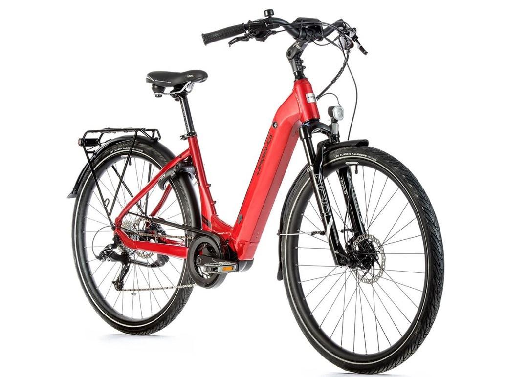Leader Fox E-Bike Saga 8V met middenmotor