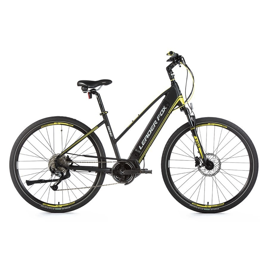 Cross E-bike Leader Fox BEND lady 20