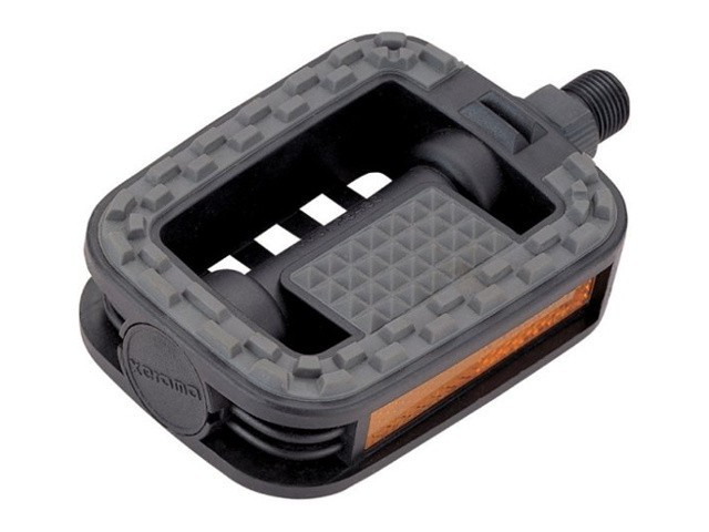 Union / Marwi pedalen SP-807 anti-slip zwart/grijs