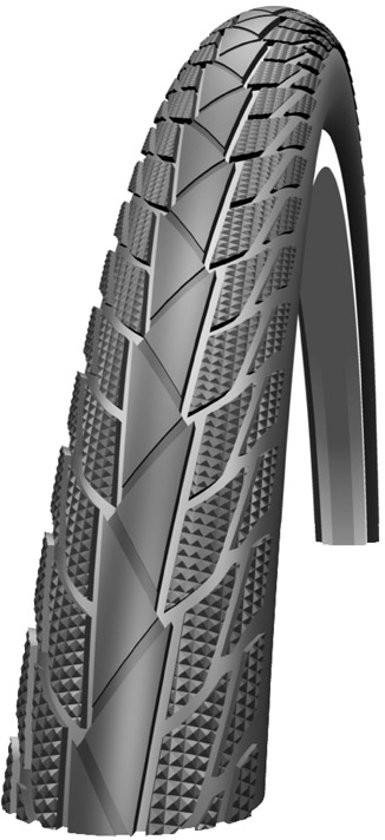 Buitenband Impac 20-1.75 (47-406) Streetpac zwart