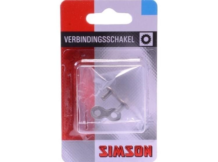 Simson Kettingschakel Anti Roest 1/2
