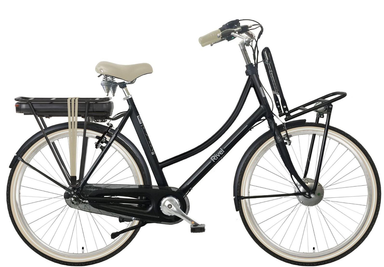 Rivel Riviera E-bike 3V VB met voorwielmotor