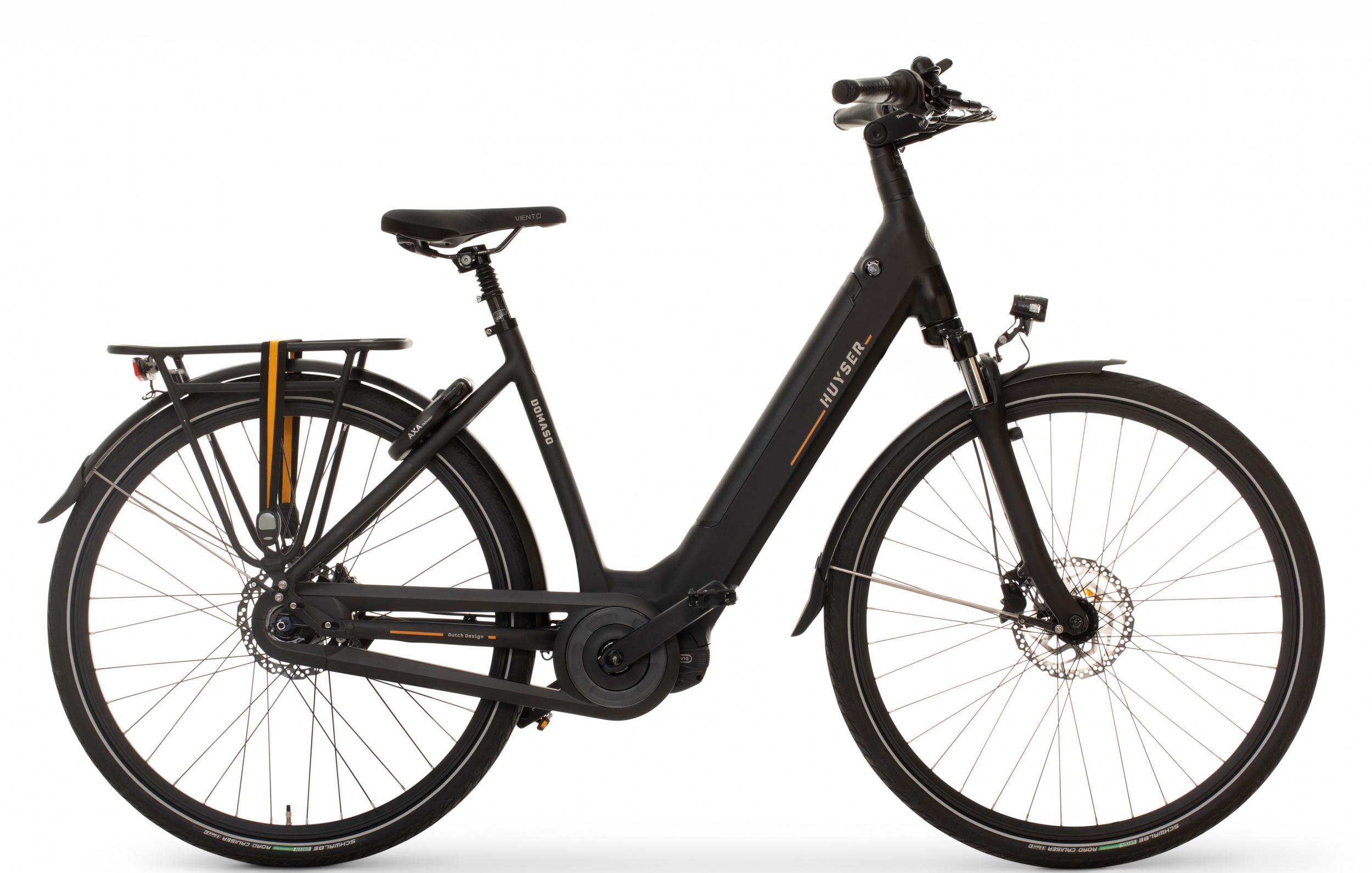 Huyser Domaso elektrische fiets 8V met middenmotor