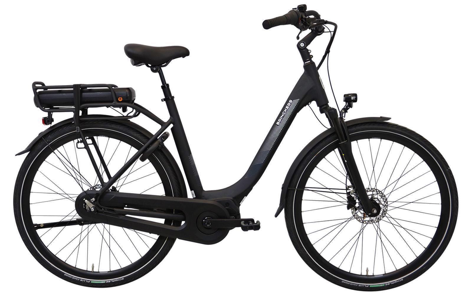 Brinckers Brisbane elektrische fiets 8V met middenmotor