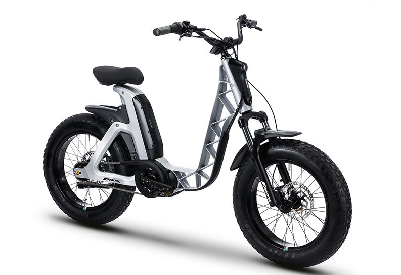 Fantic Issimo Fun E-Bike Bafang 95Nm Middenmotor
