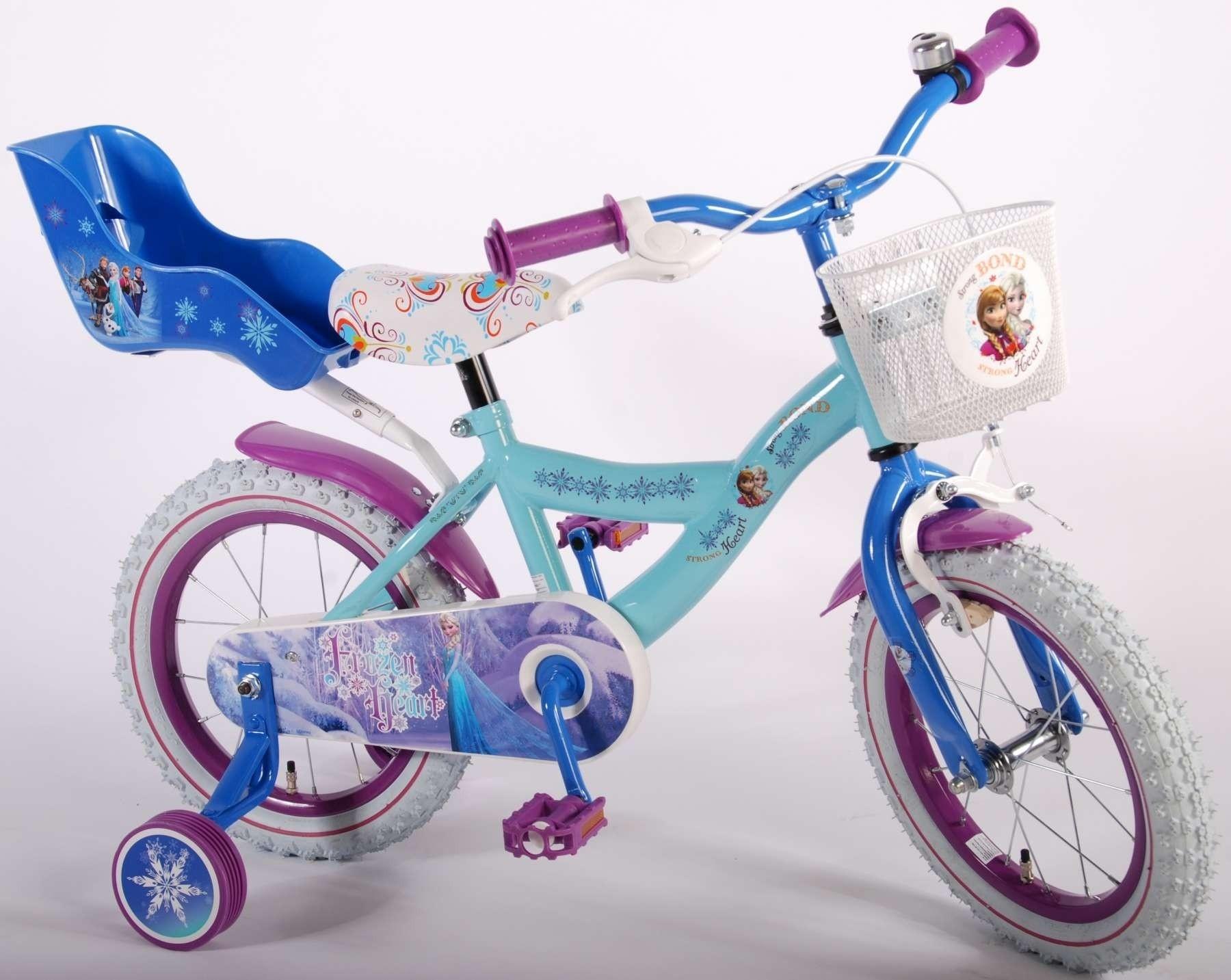 Disney Frozen 14 inch meisjesfiets 51461