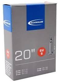 Schwalbe Binnenband DV7 HV 20x150/250 40/62-406