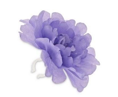 Basil Flower Pioenroos Lavendel losse bloem