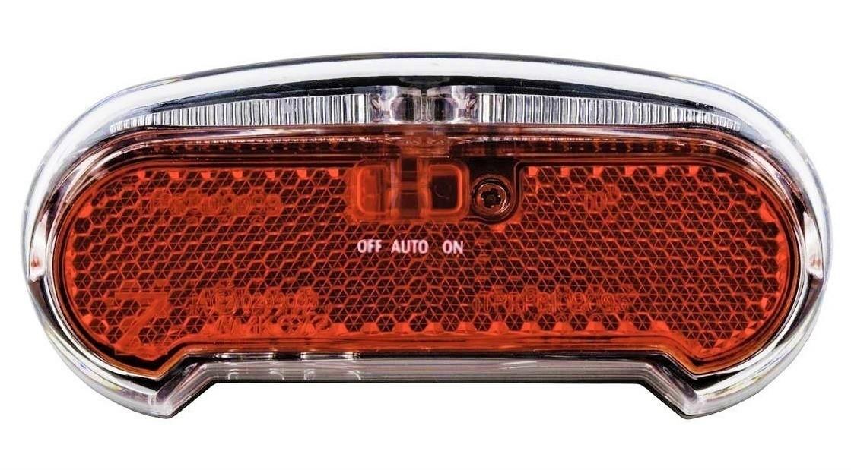 AXA Achterlicht Riff batlow Led batterij aan/auto/uit