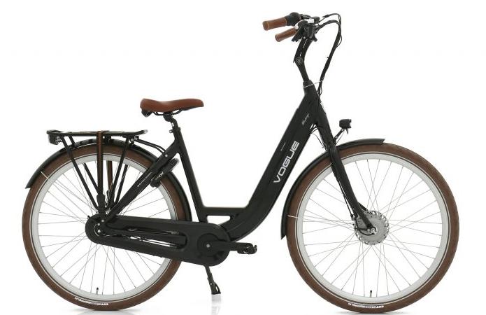 Vogue E-Bike Mestengo 8 versnellingen met voorwielmotor