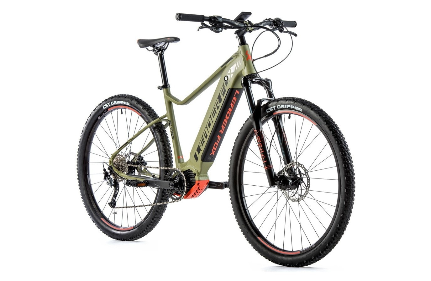 Leader Fox E-Bike Altar MTB 29