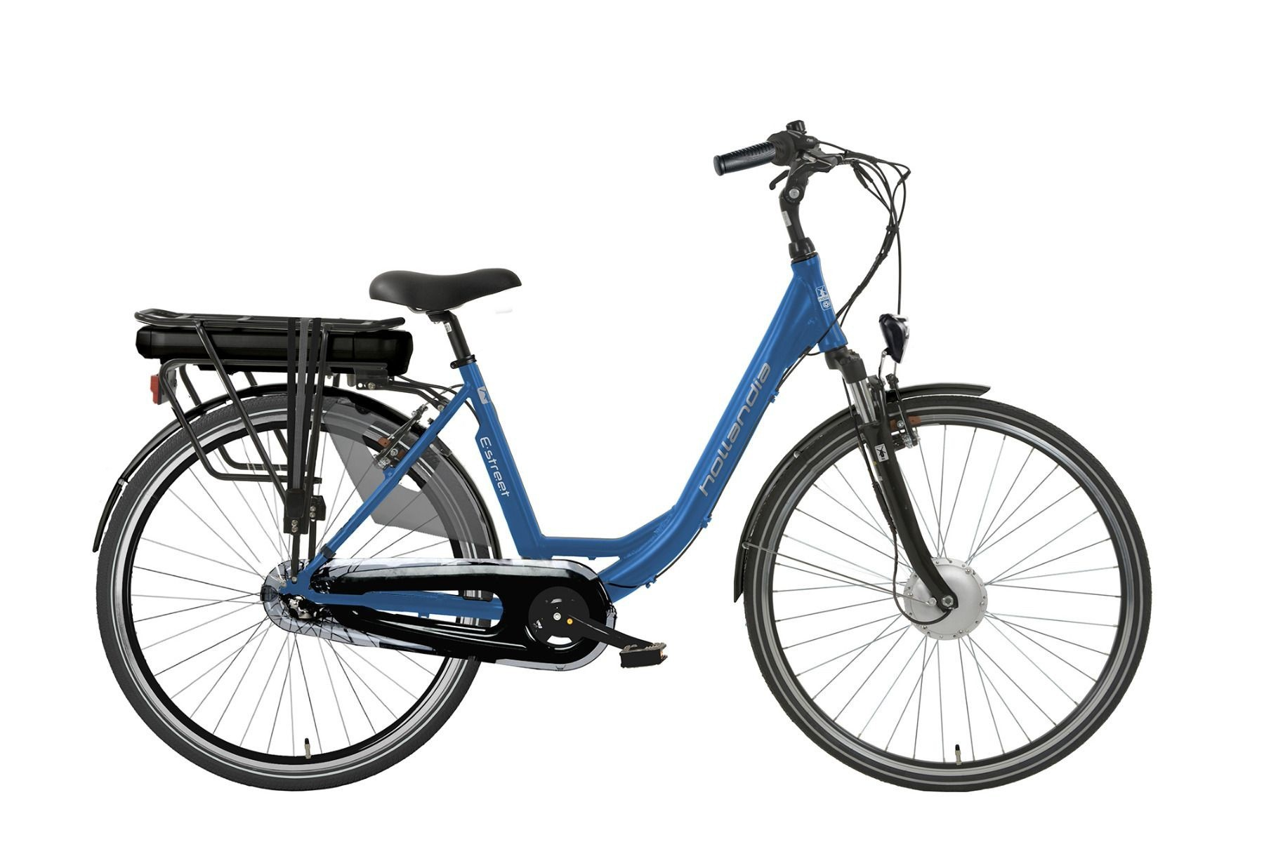 Hollandia E-street E-bike N3 D49 blue