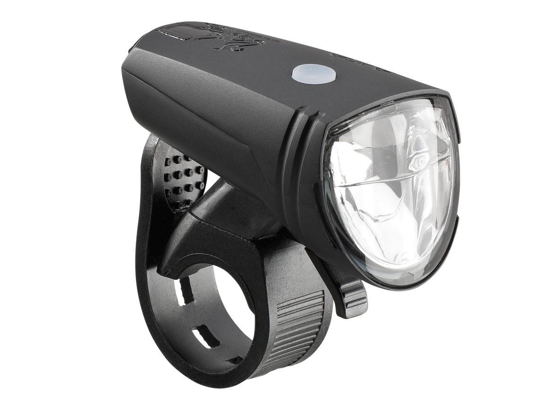 AXA Greenline LED Koplamp 15 Lux USB-Oplaadbaar