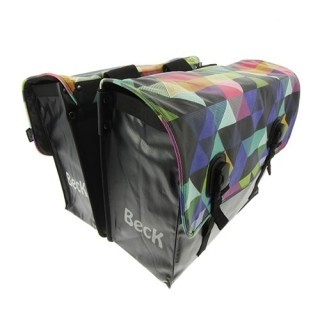 Beck Classic Colored Triangles 46 liter