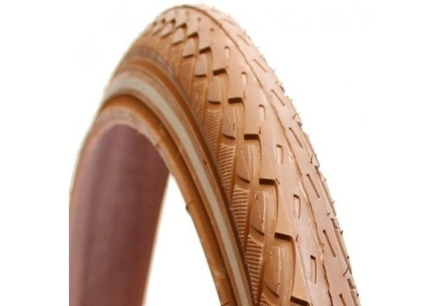 Buitenband Deli Tire 24x1.75 (47-507) bruin