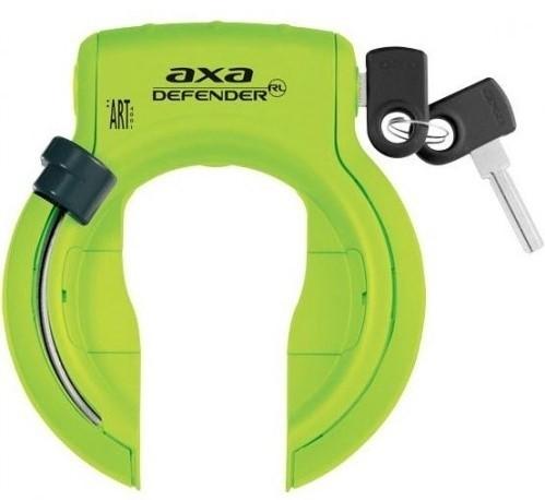 AXA Veiligheidsslot Defender groen ART**