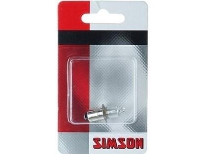 Simson Fietslampje Halogeen bajonet 020656
