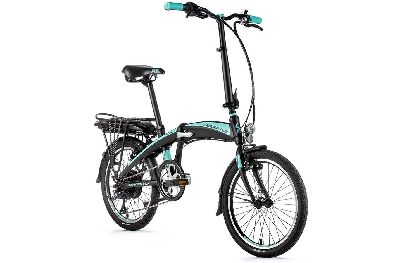 Leader Fox E-Bike VouwFiets Tifton