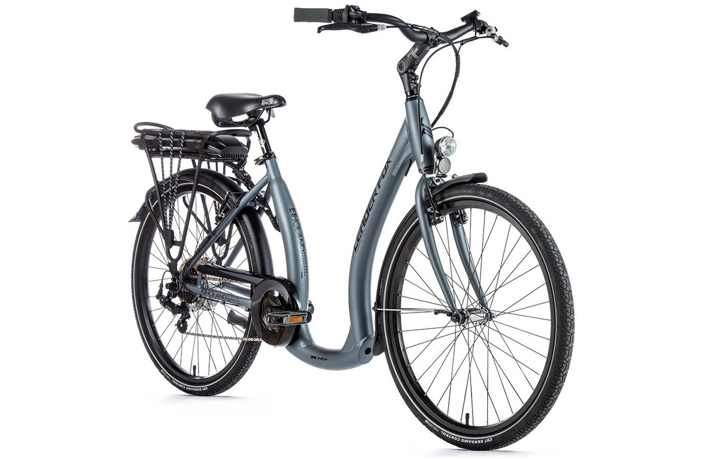 Leader Fox E-Bike Holand 26 inch 7V met achterwielmotor