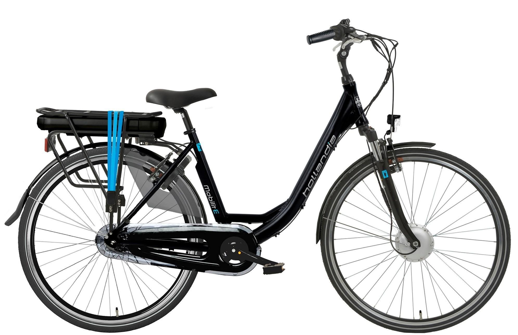Hollandia Mobilit E-bike 7V met voorwielmotor