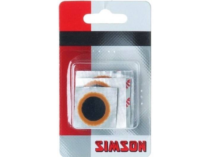Simson Binnenbandpleisters Assortiment 020525